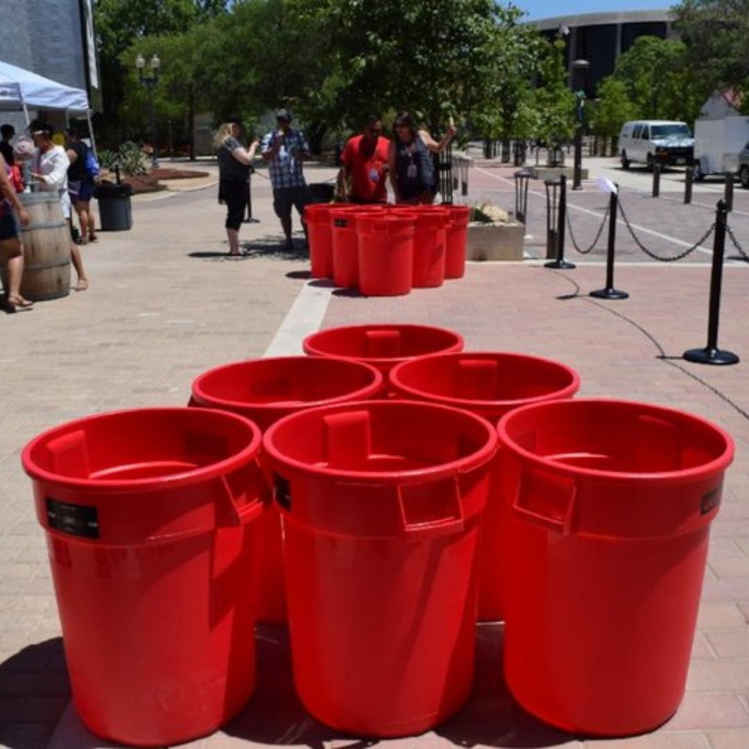 Giant Beer Pong Rental San Antonio